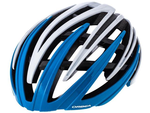 ORBEA R 10 Cykelhjelm blå/hvid